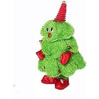 Happy Event Christmas Navidad eléctrico Bailar y Canta Reno/Papá Noel/muñeco de Nieve