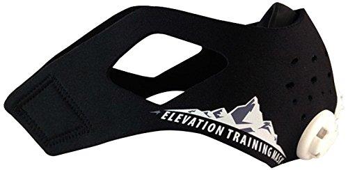 Training Mask Trainingshilfe Elevation Mas 2.0, schwarz, 70 - 110kg, 50-0151