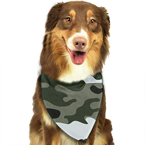 lage Fashion Pet Bandanas Dog Car Neck Scarf for Unisex Pet Boy Girls ()