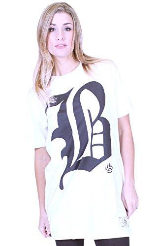 BKB - Maglia sportiva -  donna White 40-42 (S)
