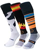 WackySox 3 Pack Flame Grilled