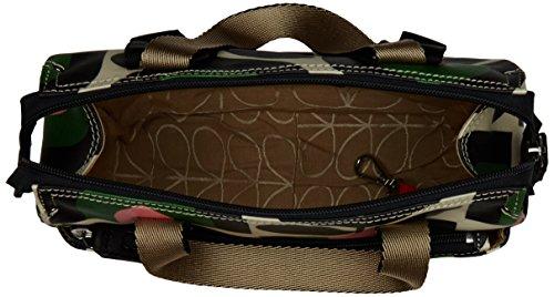 Orla Kiely Small Backpack, Portés dos Blue (Dusk)