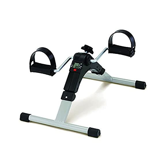 Sunshine Global Perfect Abs Thighs Care Mini Pedal Exercise Cycle / Bike (With Digital Display of Many Functions) for Men & Women