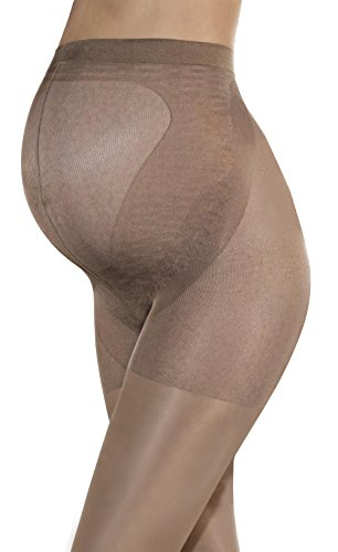 MAMA Strumpfhosen 40 den, light_natural, 4-L