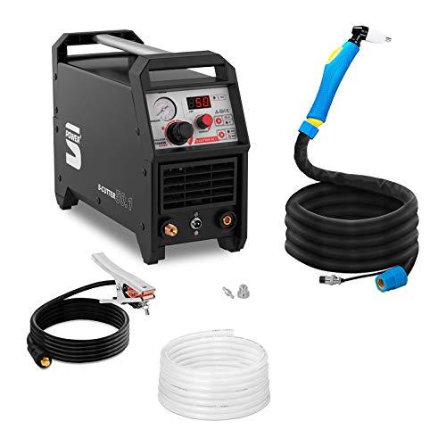 Stamos Power² S-Cutter 50.1 Plasmaschneider 12 mm Schneidleistung 50 A LED Plasma Cutter Inverter Plasmacutter