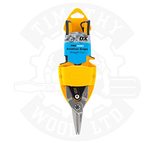 Pro aviation Snips Straight with holster