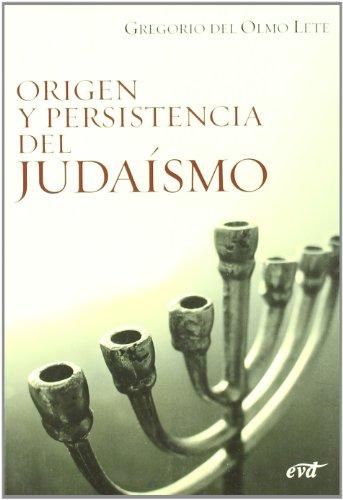Origen y persistencia del judaísmo (Materiales de trabajo)
