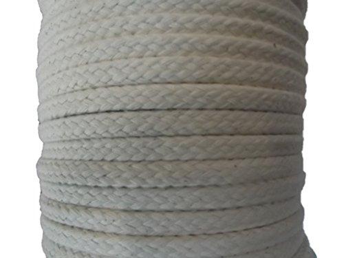 Preisvergleich Produktbild Hummelt® SilverLine-Rope Baumwollseil Baumwollkordel (H) 10mm 7, 5m natur (beige)