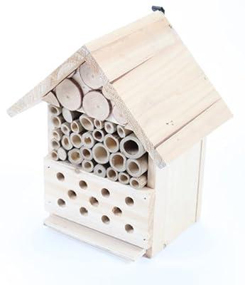 2 x point-garden Insektenhotel Insektenhaus Insekten Bienen - UVP 119,-- von point-garden bei Du und dein Garten