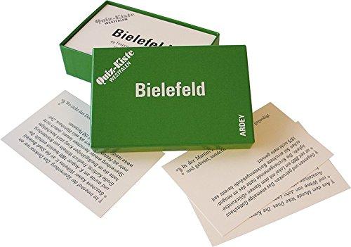 Quiz-Kiste Westfalen -- Bielefeld: 99 Fragen und Antworten