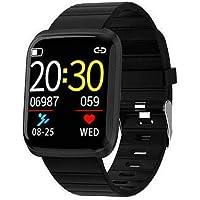 Frittle BD600 Fittnes Smart Band Intelligent Bracelet Waterproof Fitness Tracker Smart Watch with Heart Rate, Blood…