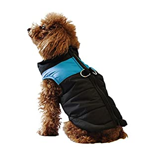 UBEST-Dog-Coat-Waterproof-Jacket-With-D-Ring-Warm-Padded-Puffer-Vest