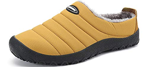UBFEN Zapatillas Estar Mujer Invierno Interior Exterior