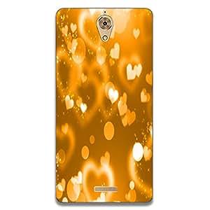 Coolpad Mega 2.5D Back Cover, Designer Printed Back Case, Back Cover For Coolpad Mega 2.5 D by Youberry - Multicolor