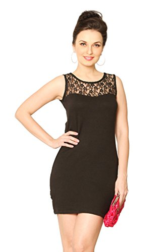 582168993 Miss Chase Women s Cotton Bodycon Dress – GLAMBING
