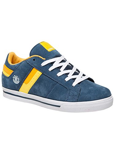 Element Sneaker Billings Navy 2014 Blu (Blu)