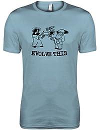 Paul en la película de la película el Alien - Evolve para mujer T-Shirt esta