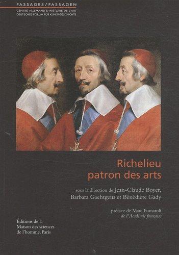 Richelieu patron des arts