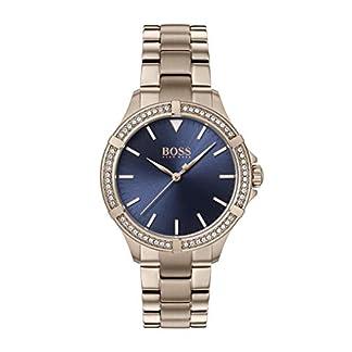 Hugo Boss Reloj Analógico para Mujer de Cuarzo con Correa en Acero Inoxidable 1502468