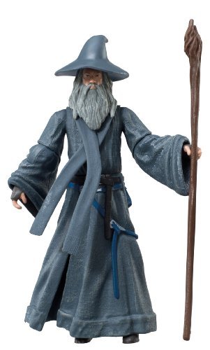 Hobbit BD16002 - Gandalf The Grey (Herr Der Stäbe Ringe Der)
