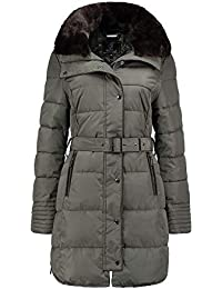 75227b058882 RINO and Pelle - Quilted Blush Coat, Black