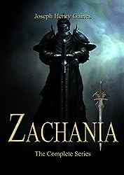 ZACHANIA  (The Complete Series)