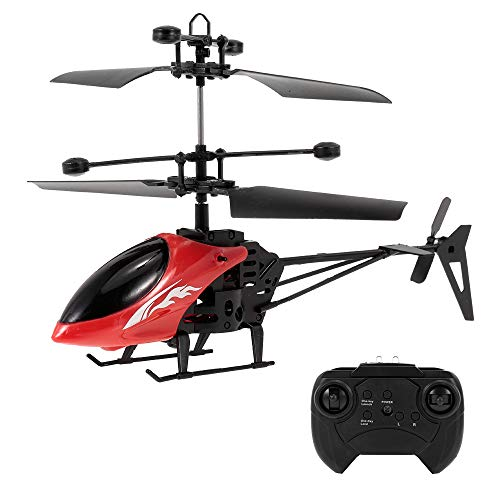 Goolsky CX138 2CH Mini Remote Control Infrared RC Helicopter Toy with Gyro for Beginners Children Indoor Game