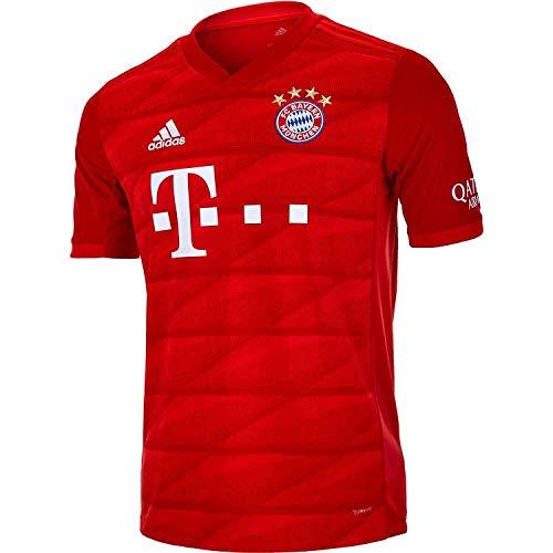 adidas Youth FC Bayern 19/20 Home Jersey -