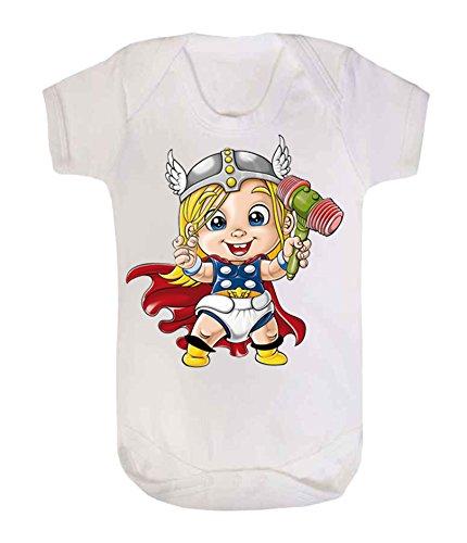 Strampler Brecrest Babywear One-teiliges Hero Comics Superheld Neuheit Brecrest Babywear (Labels Für Baby-dusche)
