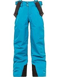 Protest Snow Pants - Protest Bork Junior Snow Pants - Bright Orange