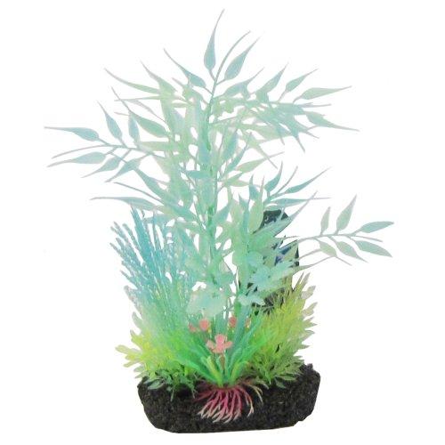 Penn-Plax Leuchtpflanze, Bambusblatt, klein