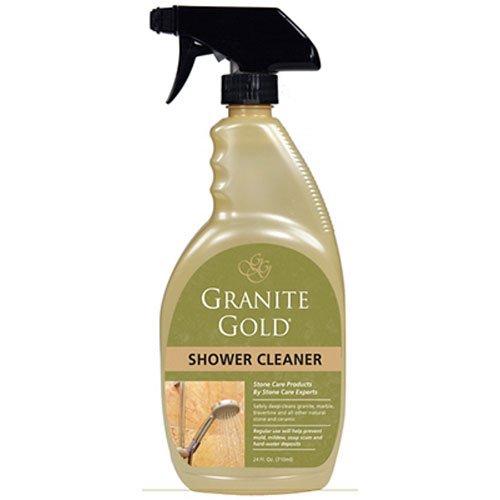 granite-gold-shower-cleaner-plastic-gold