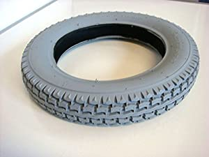 12 1/2 x 2 1/4 Heavy Duty Transit Wheelchair Tyre Also Electric Powerchair