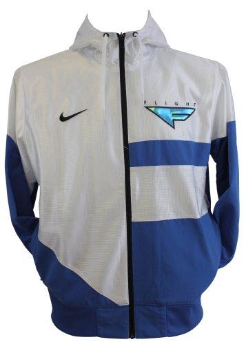 Nike Herren 844874 Sneakers weiss / blau