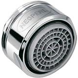 Tres Grifería 9134673 - Aireador macho Cascade SLC para lavabo, bidé y fregadero (para grupos baño‑ducha y ref.: 14.100, 14.160, 62.100, 63.151) 24/100