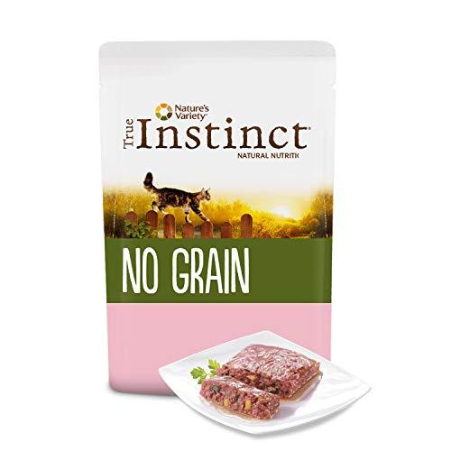 True Instinct No Grain Paté Buey Verduras Gatos 70