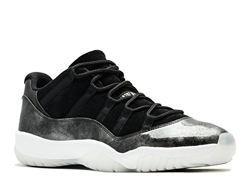 AIR JORDAN 11 RETRO LOW 'BARON' - 528895-010 - SIZE 13 - US Size - Jordan 13 11 Retro Air Size