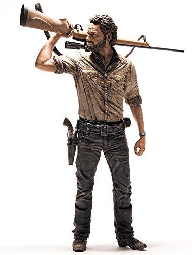 McFarlane The Walking Dead TV - Rick Grimes Deluxe 25cm Fig. - Walking Dead Deluxe