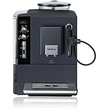 Siemens TE503509DE Kaffeevollautomat EQ.5 macchiato / 15 bar / 1,7 l Wasserbehälter / anthrazit