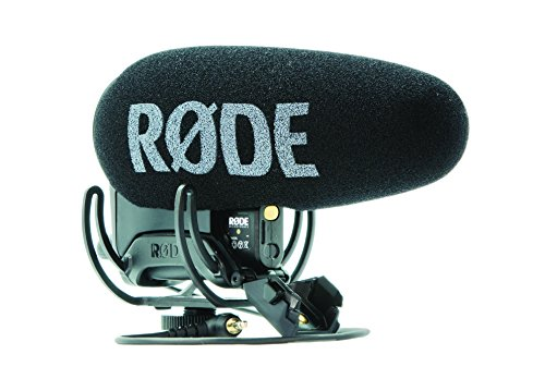 Rode Videomic PRO + Digital camera microphone Wired Black - microphones (Digital camera microphone, -33.6 dB, 20 - 20000 Hz, Supercardioid, 200 Ω, Wired)
