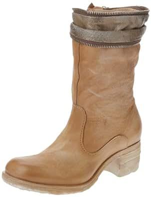 Airstep 143201, Damen Stiefel & Stiefeletten  Beige Beige (Ludo/Bronzo) 36