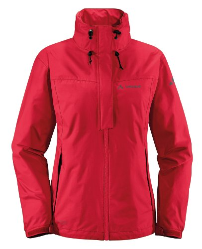 VAUDE Damen Jacke Yaki Red