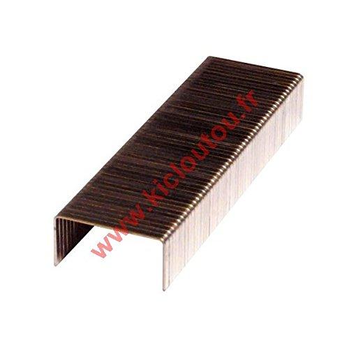 Agrafes cuivre 35 - JK560 18 mm - Boite de 2000