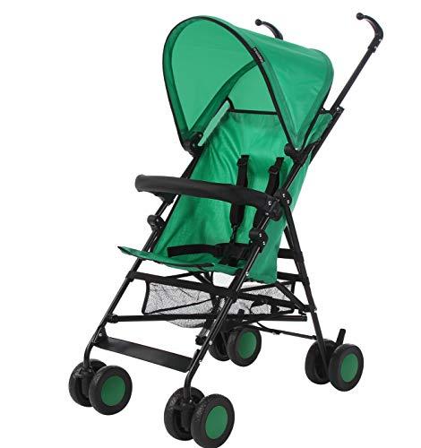 *Kidmeister Ultra Leichter Buggy Jogger S2 Kinderwagen Baby Sitzbuggy Sportwagen Babywagen Grün*