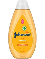 Johnson's Baby Shampoo, 500 ml