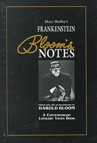 Frankenstein (Bloom's Notes) (Oop) by Mary Wollstonecraft Shelley (1995-10-02)