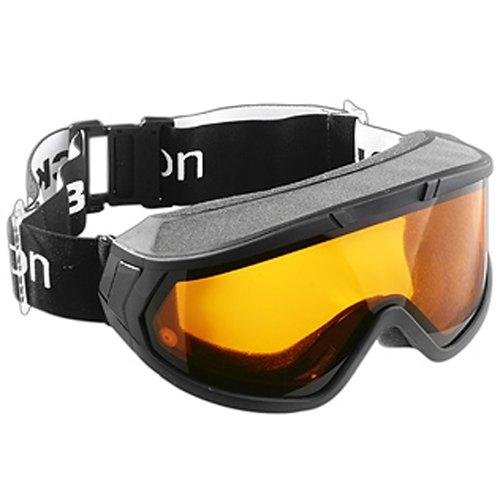 Black Canyon Skibrille für Brillenträger, schwarz