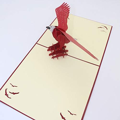 handgemachte Einladungs-Gruß-Karten mit Umschlag-Geschäfts-Geburtstags-Einladungs-Karten ()