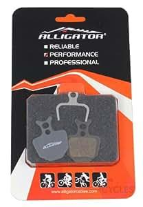 Alligator Plaquettes Formula Oro / K18 / K24 Semi-métallique