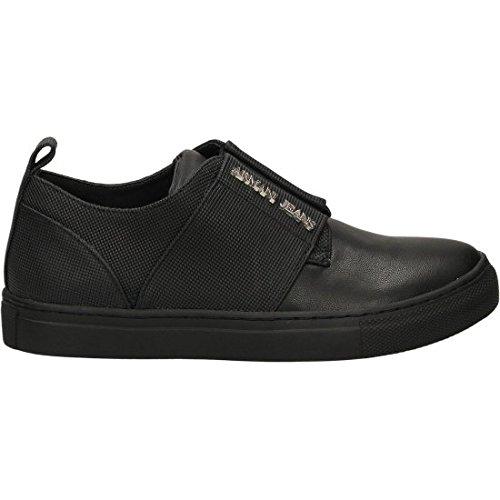 Armani , Chaussures de sport d'extérieur pour femme Noir noir 36 EU Noir